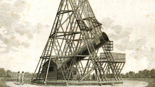 Herschel telescope