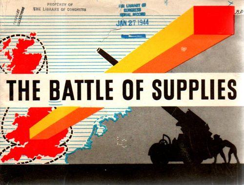 Maps--battle supplies693