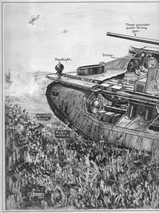 Tank 1925743