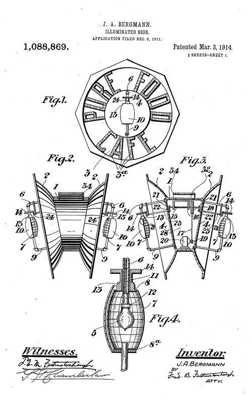 Dada patent signs d