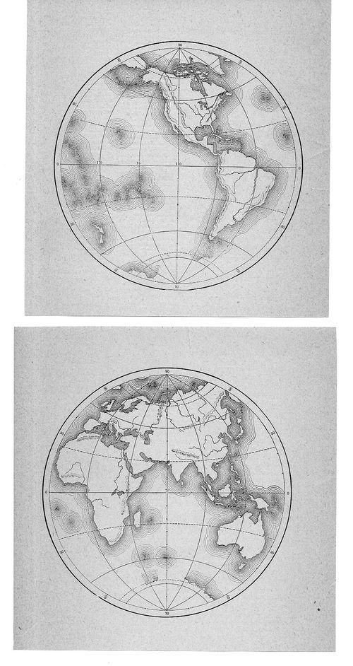 Map Worldf blank953