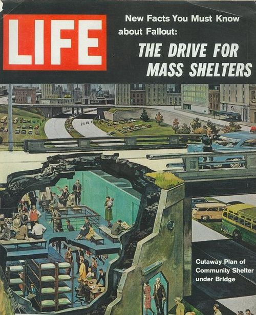 Atomic bomb life mag cover