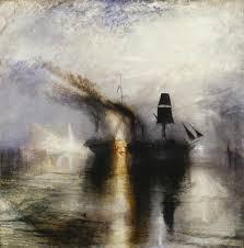 Turner--burial at sea