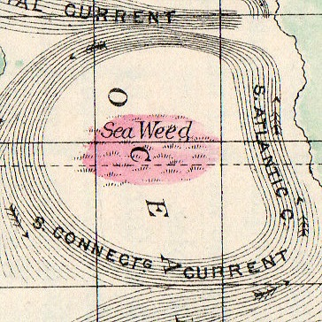 Map ocean current 1886969