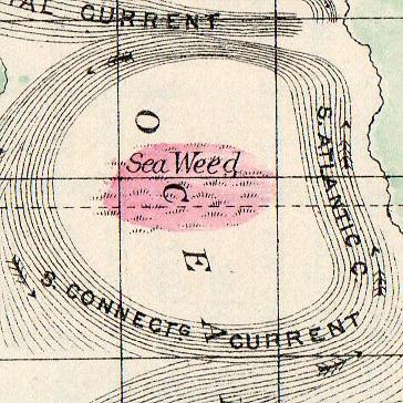 Map ocean current 1886969
