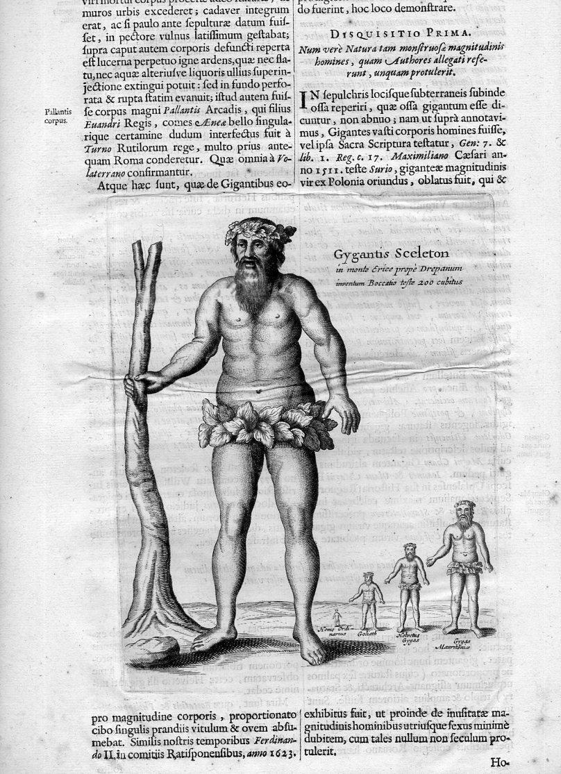 """Anthropomorphic calculus"" by Fr. Athanasius Kircher (1668)"