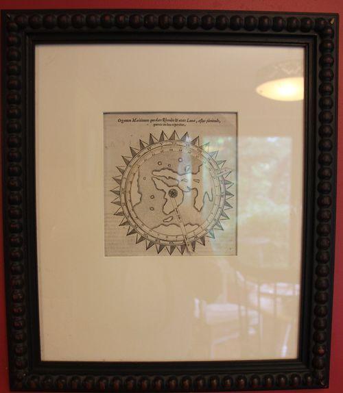 Kircher framed