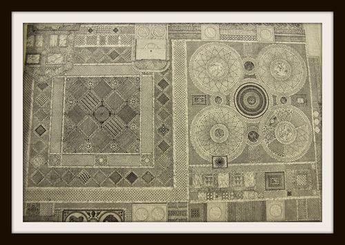 Ongania Mosaic 1 frame