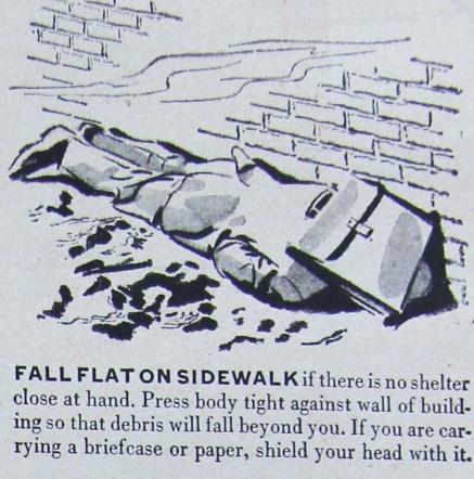 LIFE Mag Aug 1950 bomb detail