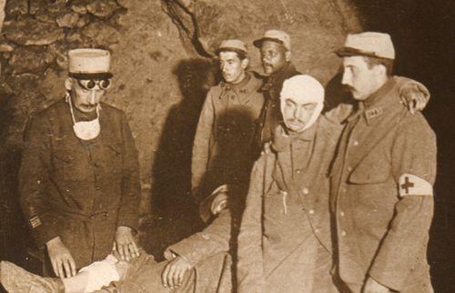 WWI Photos--underground  hospital189