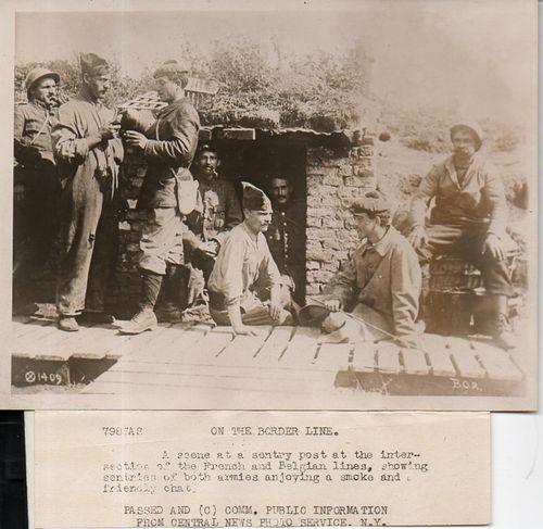 WWI--Photos--Border Line212
