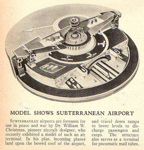 Airport underground210