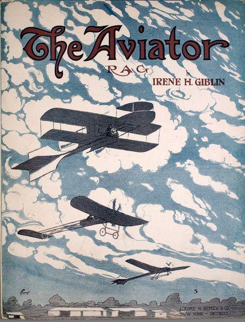 Aeroplane aviator ra