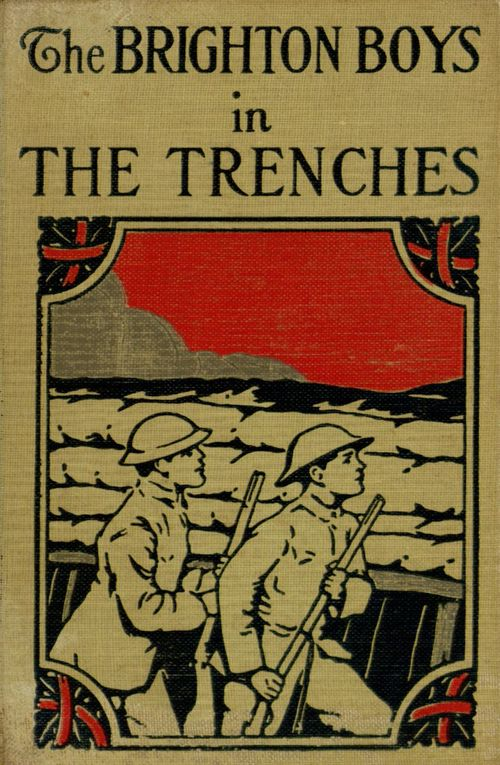 WWI Project Brighton Boys in the trenches