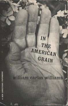 Books hands Williams American Grain