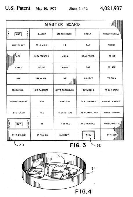 Story machine patent _c_