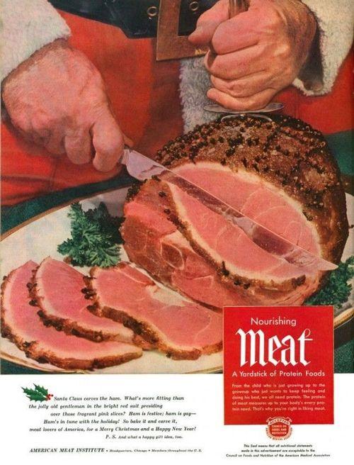 Santa Meat