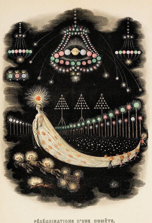 Grandville comet