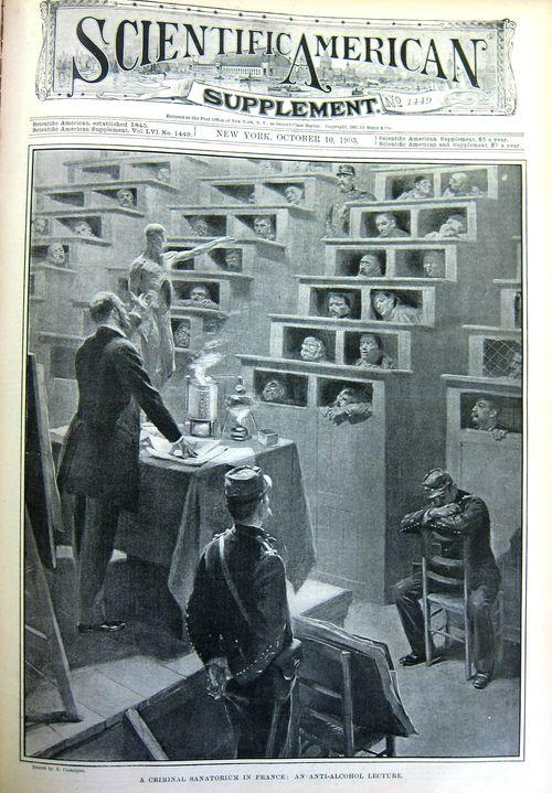 Scientific American columbarium