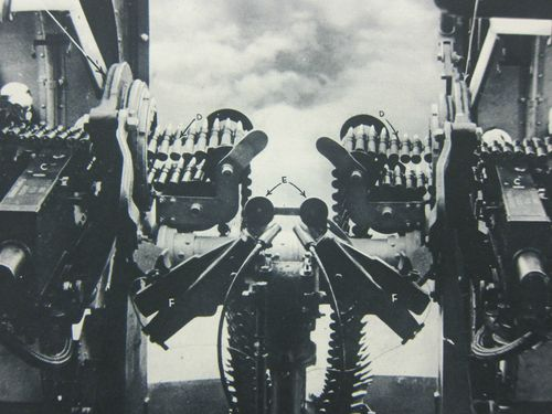 Whitley bomber big
