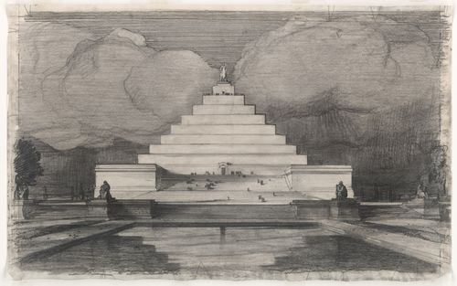 Lincoln ziggurat
