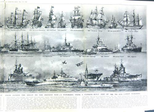 ILN HMS history right panel