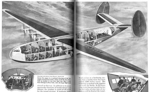Airplanes of future 1942361