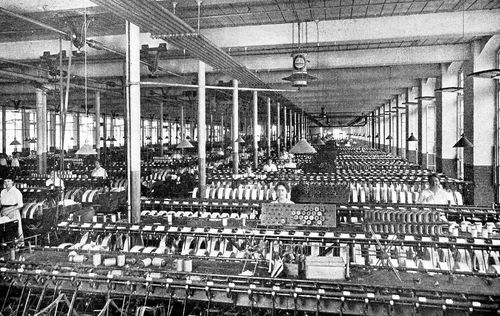 Siilk factory364
