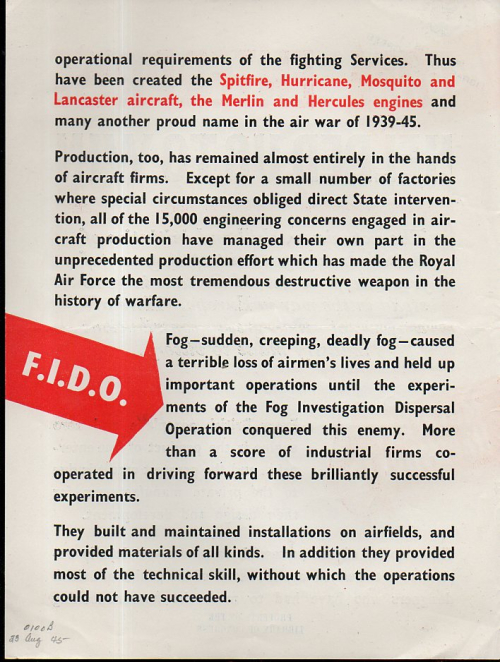 British political pamphlets fido705