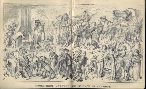 Punch electrical double page 1879