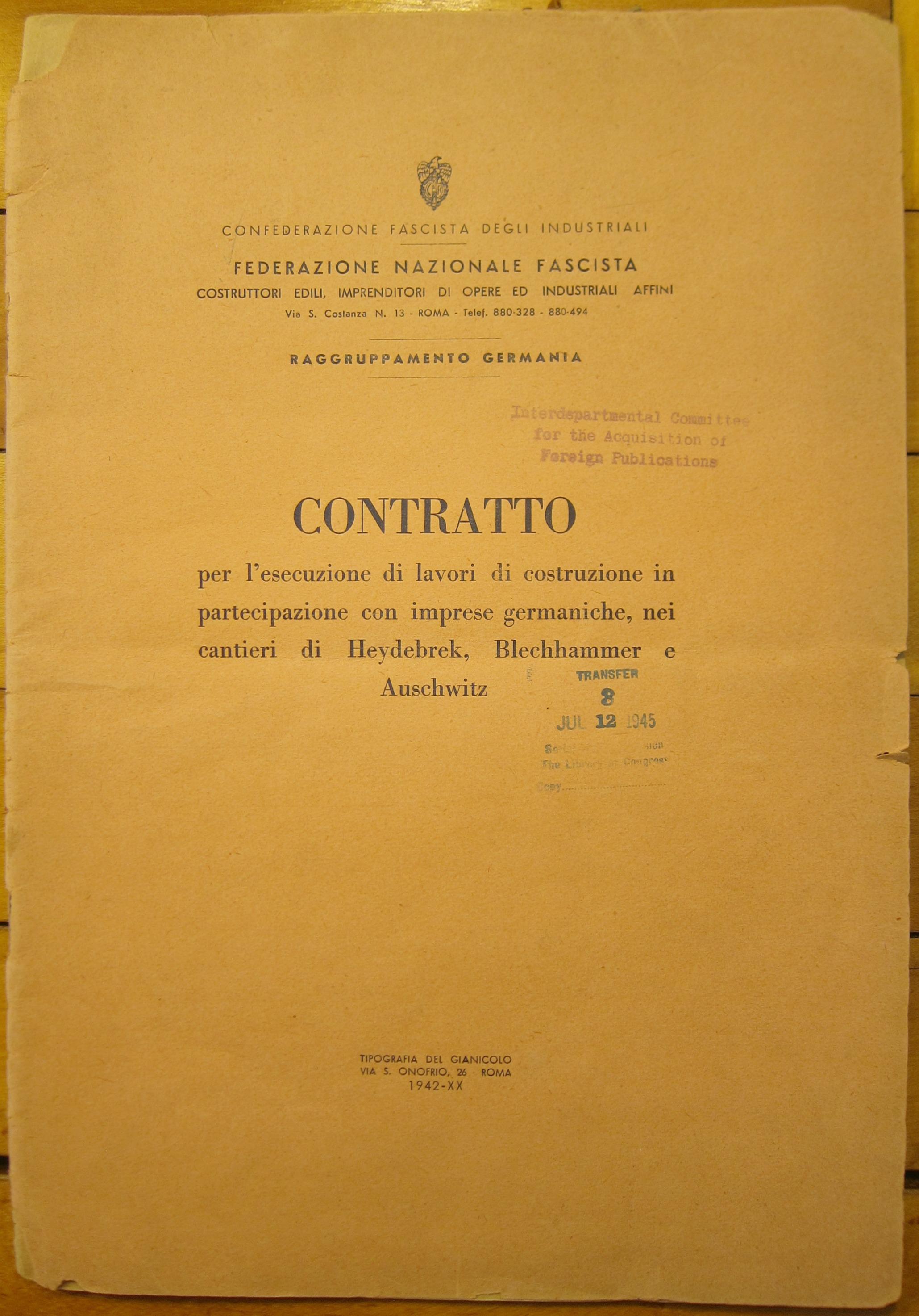 Imprese Di Costruzioni Roma jf ptak science books