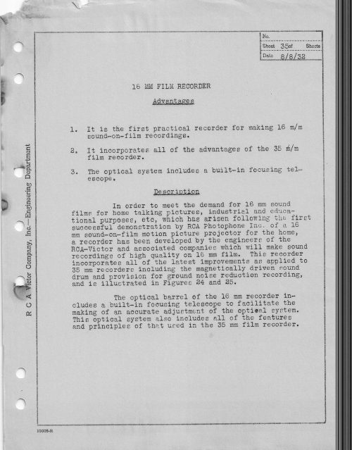 RCA Photophone Recording Sysytem 1932 _4__0007