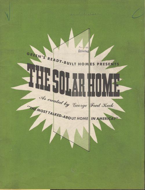 Solar home _1_