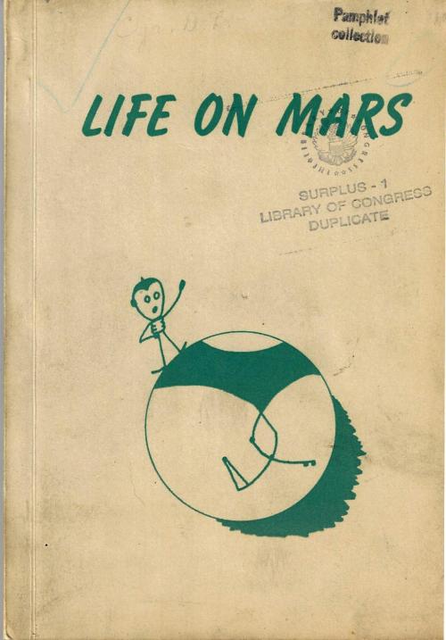 MArs life on 1944