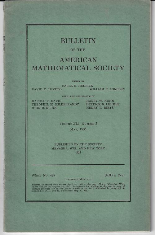 Von Neumann AMS