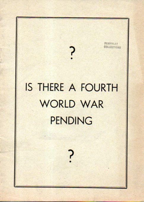 Fourth WOrld War428