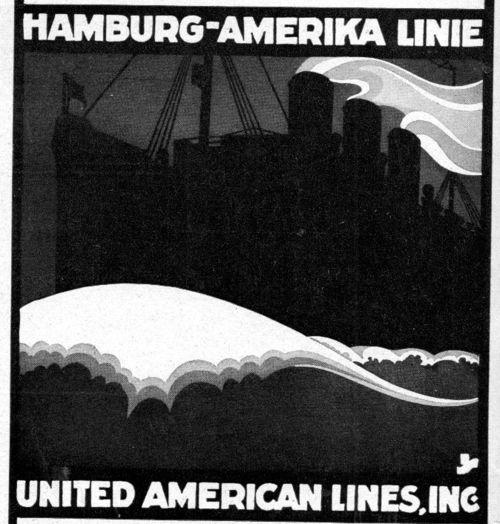 German graphics Hamburg line556