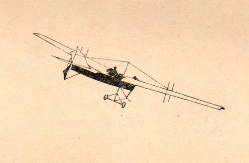 Aviation 1911 Knoller604