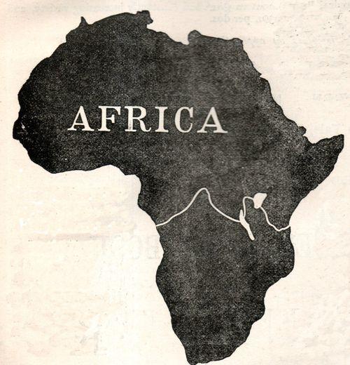 Africa, dark715detail