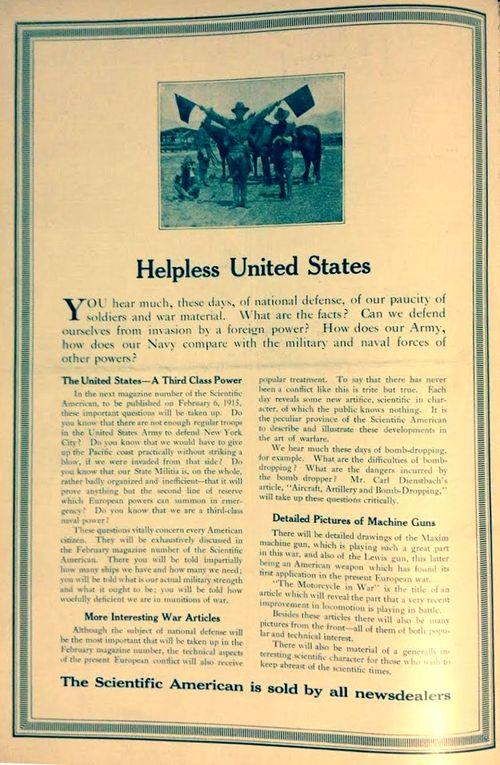 Helpless U.S.