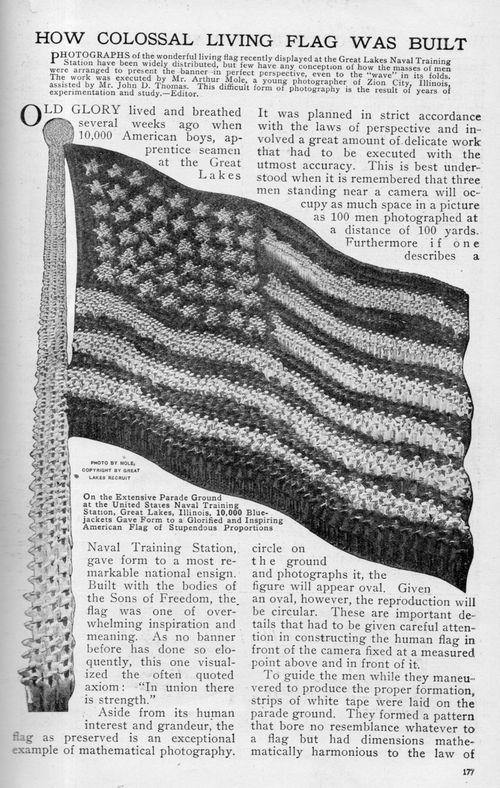 Flag massive957