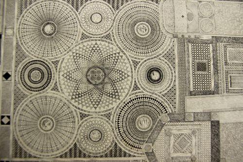 Ongania Mosaic detail b