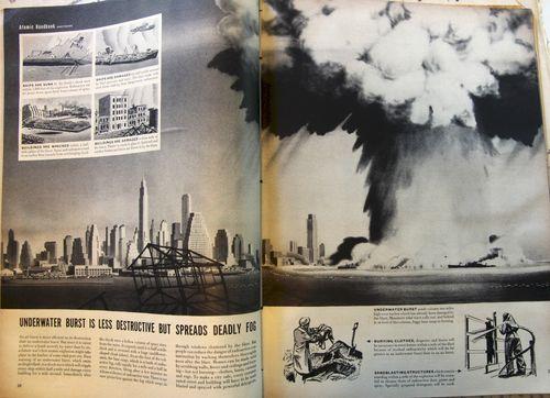 LIFE Mag Aug 1950 bomb