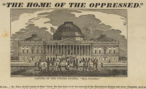 Slavery DC capitol