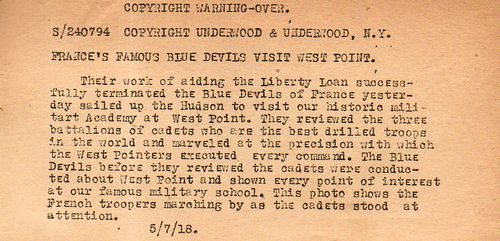 WWI--Photos--Blue Devils210