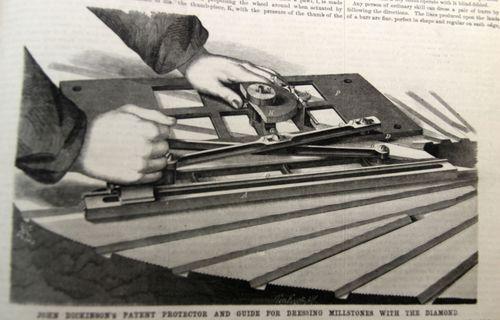 Sci Am Millstone sharpener