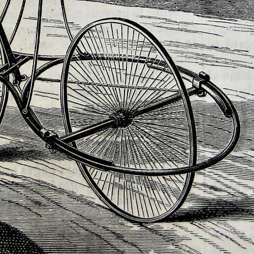 Bike 1869 detail