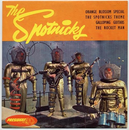 Spotnicks