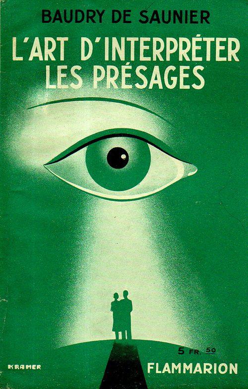 Cover design big eye de saunier365