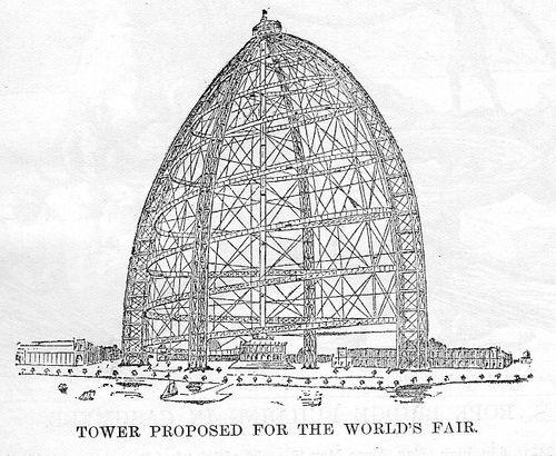 Columbian expo tower429